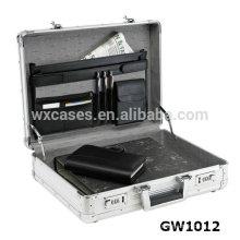 chegada nova!!! maleta de alumínio forte & portátil de hot vendas fábrica de China