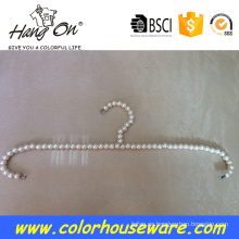 adulto percha plástico perla para percha