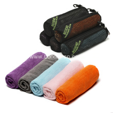 Microfiber Sports Towels With Pocket And Pouch
