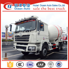 SHACMAN 6x4 camião betoneira, F3000 camião betoneira, com EURO III