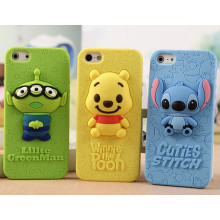 Factory OEM Custom Silicone Mobile Phone Cases with Cheap Price