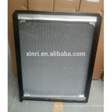 CHINA Gold Sun suministran radiador de aluminio para Irán camión AMICO Radiator AZ9123530305