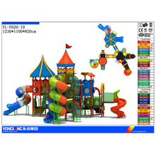 Outdoor Equipment for Kids to Play at Amusement and Schools