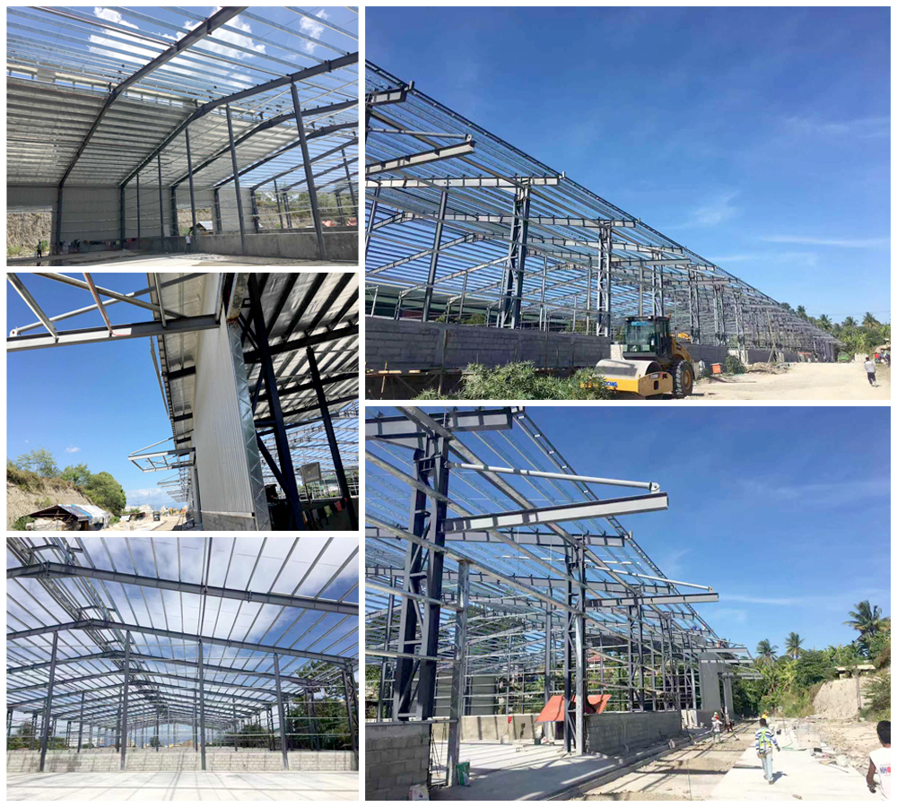 Philippines Steel Structure