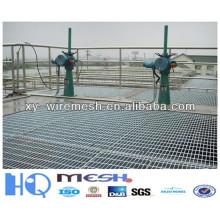 Профессиональное изготовление горячего окунутого оцинкованного стального стержня решетки / сварной стальной решетки решетки от anping (ISO9001: 2008)