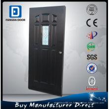 Fangda Aluminum Frame Glass Door, la última puerta popular