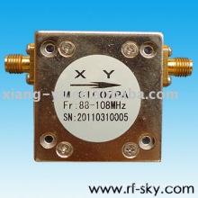70-100 MHz SMA / N-stecker Typ neue design Coaxial Isolator zubehör