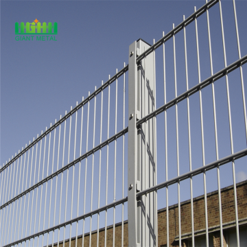 Hot+sale+PVC+double+wire+868+welded+mesh+fence