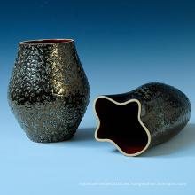 Diseño creativo pote de cerámica de flores frescas para la decoración de jardinería (BS1510)