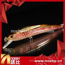 80mm 7g vivid japan design hard black minnow fishing lures