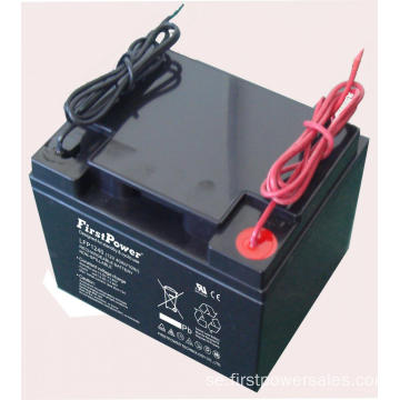Telecom Reserve Deep Cycle Battery 12V40AH
