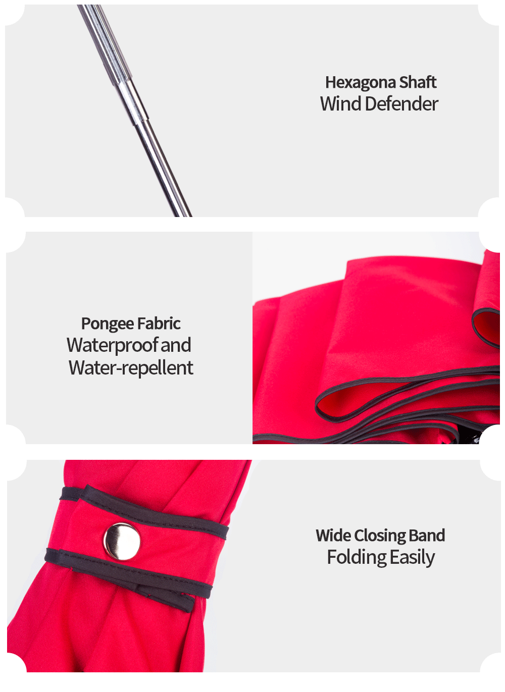 foldable umbrella gift