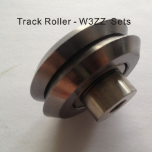 Track Roller Bearing V Groove W3zz Sets