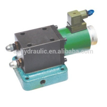 ZCFA-F8B, apoio-F8B, ZCFA-F10B, apoio-F10B hidráulico electroválvula de apoio