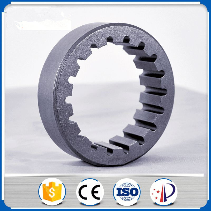 Steel Parts Precision Casting for Wheels