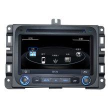 Lecteur DVD de voiture pour la navigation GPS Dodge RM 1500 avec affichage vidéo HD 1080P