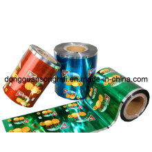 Laminated Food Packaging Film/Plastic Snack Roll Film/Metalized Film