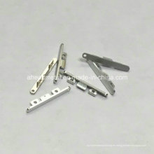 Parte de mecanizado CNC alta calidad de accesorios del teléfono móvil