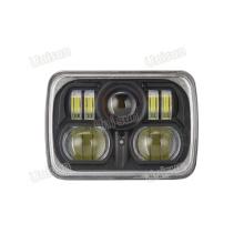 Faro de remolque LED CREE de 12 V, 7 pulgadas y 85 W