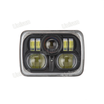 12V 7inch 85W CREE LED Trailer Headlight