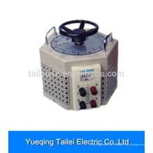 Régulateur de tension domestique manuelle hexagonal TDGC2 1000W