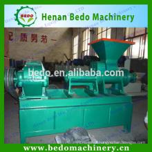 2015 China a maioria de máquina popular do briquete da extrusora da barra do carvão vegetal / máquina imprensa 008613253417552 da vara do carvão