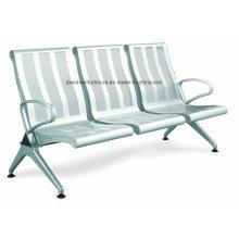 Chaise d'hôpital de chaise d'aéroport pour le lieu public avec l'accoudoir
