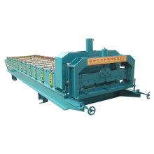 Farbstahlblech glasierte Fliesenbiegemaschine