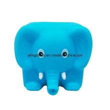 Brinquedos engraçados do elefante para miúdos, brinquedos Collectible, brinquedos plásticos