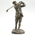 Harry Vardon bronzo statua di Golf in vendita