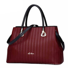 PU Fashion Bags Ladies Tota Handbag Factory Designer (ZX10158)
