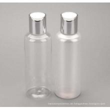 150ml Pet Plastik-Cremeflasche mit Schraubdeckel