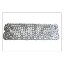 APV N35 bezogene Platte Wärmetauscherplatte, 316L Plattenwärmetauscher