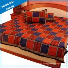 100%Cotton Bedding Set Print Bed Sheet