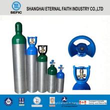 Cylindre médical à haute pression d'oxygène (LWH180-10-15)