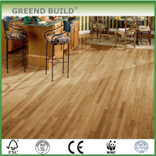 Natural Smooth Anti Scraped Maple Solid Wood Flooring