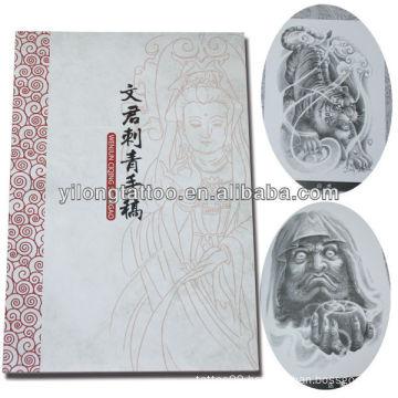 2012 popular tattoo manuscrip tattoo magazine tattoo book supply