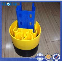 Fácil montaje Columna de plástico