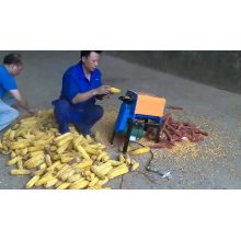 220V Elektronik Power Mini Jagung Jagung Perontok