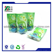 Promotion Stand-up Packaging Plastic of Washing Powder Bag (ZB266)