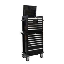 Combo de caja de herramientas y cofre de herramientas con rodillo profesional