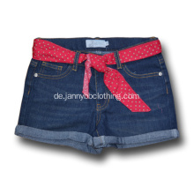 kundenspezifische Kinder-Denim-Shorts