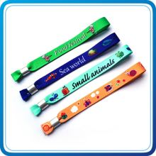 Promotional Giveaways Polyester Material Event Armband
