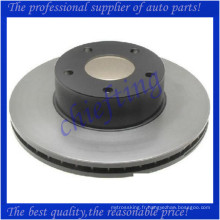 MDC2471 DF7014 92057139 performances freins rotors pour buick royaum
