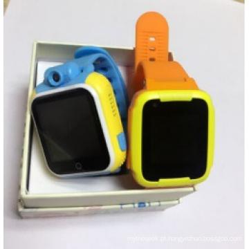 Relógio de monitor GPS 3G com GSM850 / 900/1800 / 1900MHz