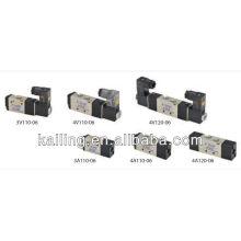 4V100 series solenoid valve,pneumatic control valve