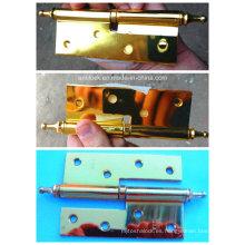 Bisagras de acero, bisagras de puerta, bisagras de latón, puerta de acero inoxidable Hingesal-06