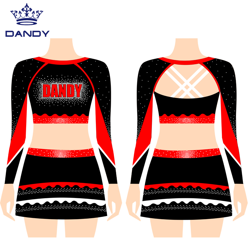 girls cheerleading outfit