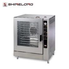 1470-2 China Marke industrielle Backgeräte Elektro-10-Fach-Combi-Ofen