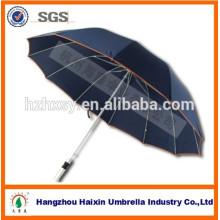 Auto Open de Golf nouveau parapluie avec armature en aluminium